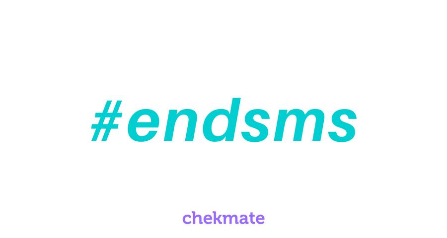 #endsms